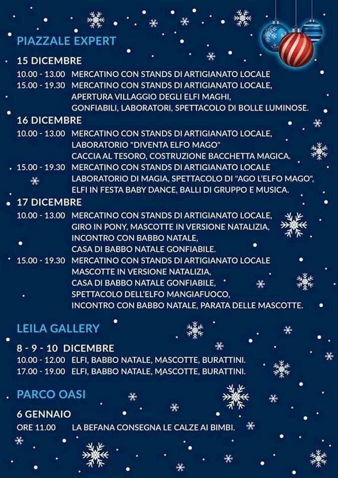 Babbo Natale 8 Gallery.Magic Christmas A Terracina Un Magico Natale Per Grandi E Piccini