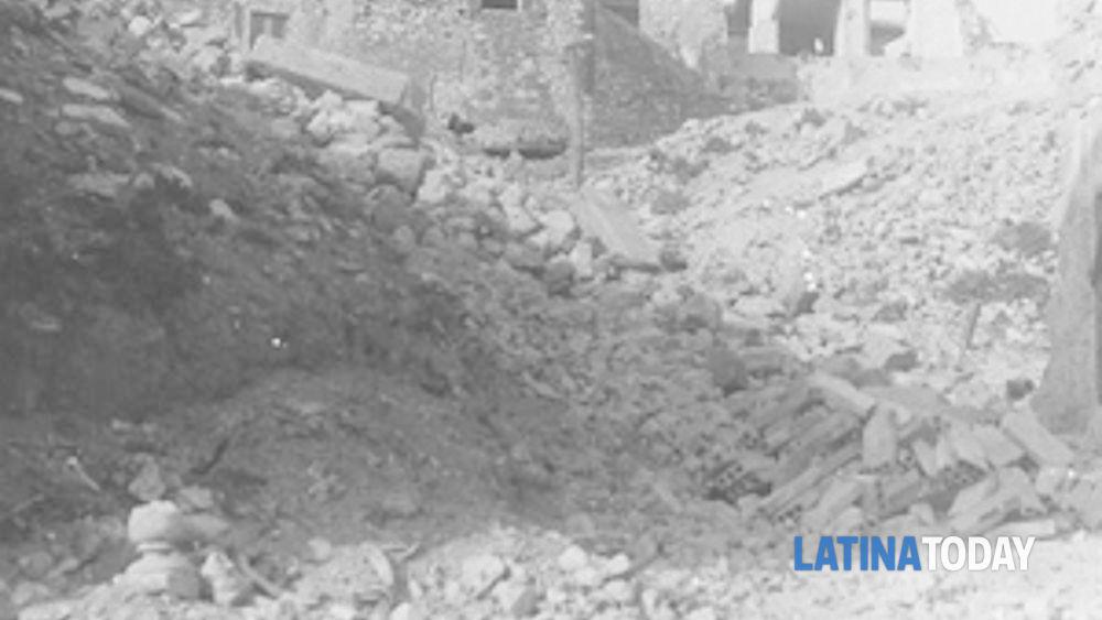 72° anniversario del secondo bombardamento su cori-5