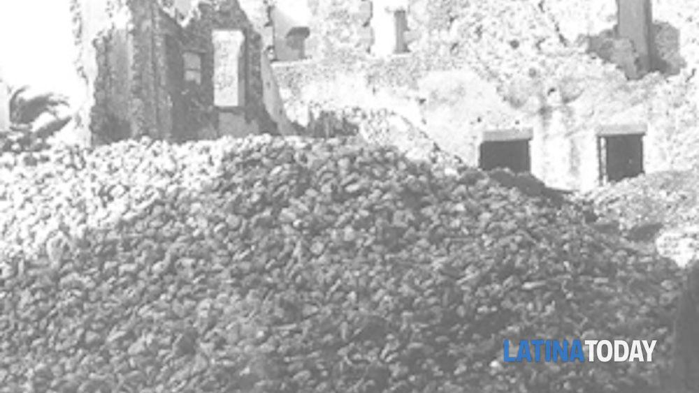 72° anniversario del secondo bombardamento su cori-6