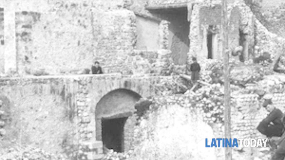 72° anniversario del secondo bombardamento su cori-7