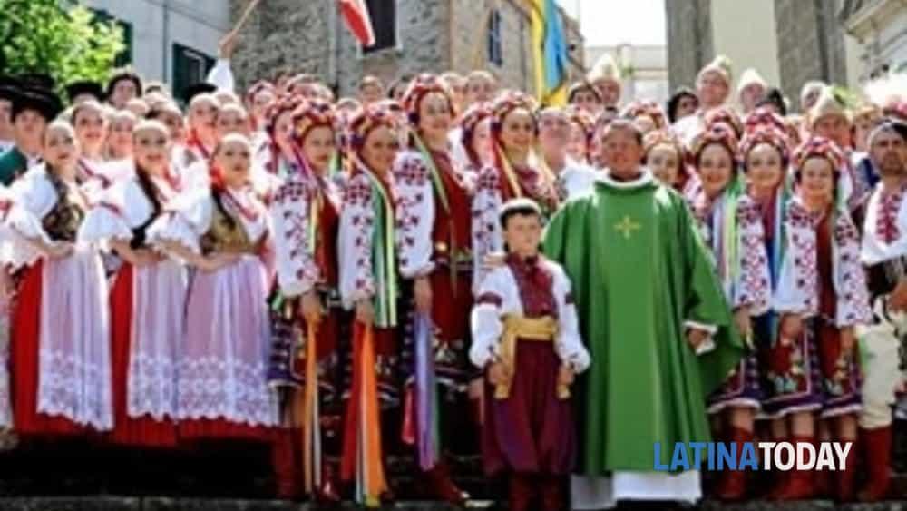 il latium festival avrà il logo del giubileo della misericordia-2