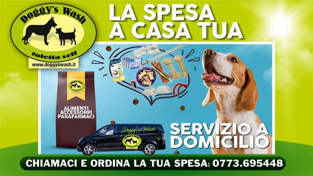 Doggy's wash  consegne a domicilio-2