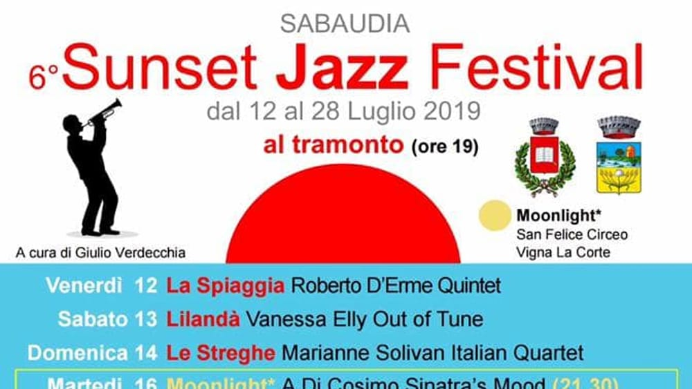 Sunset Jazz Festival 2019-2