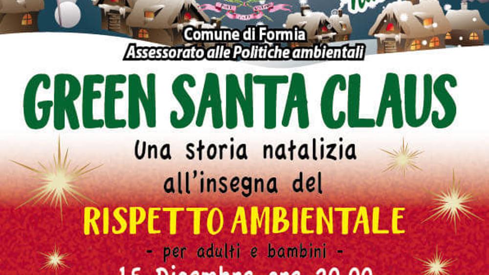 Green Santa Claus-2