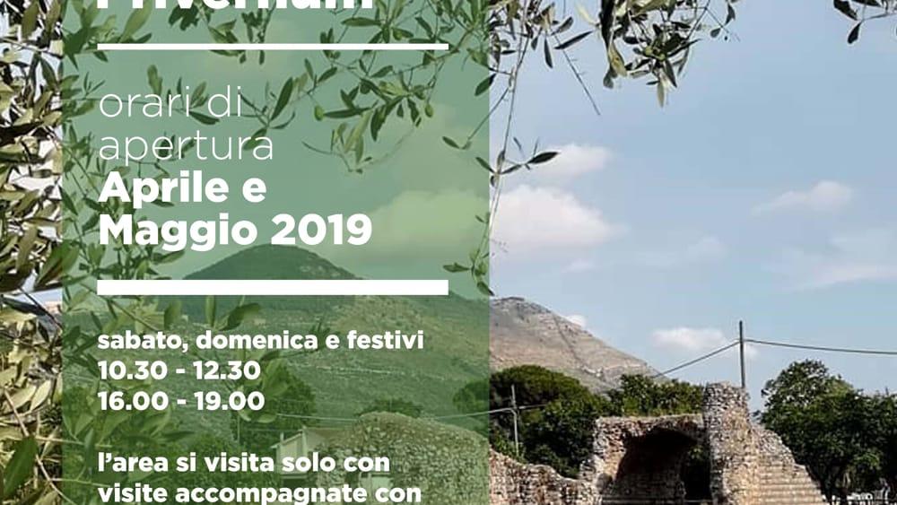 Aperture aprile maggio 2019 area archeologica privernum-2