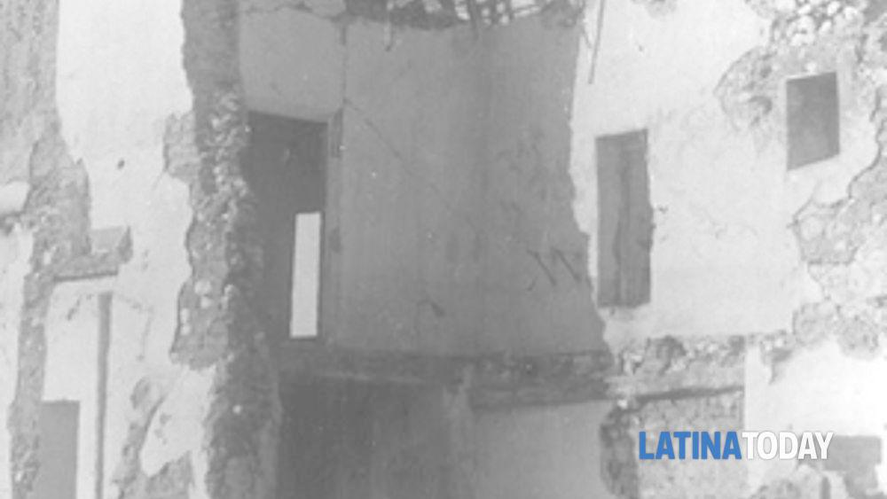 72° anniversario del secondo bombardamento su cori-8