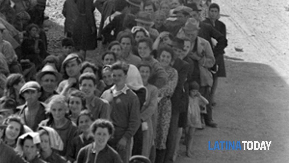 72° anniversario del secondo bombardamento su cori-4