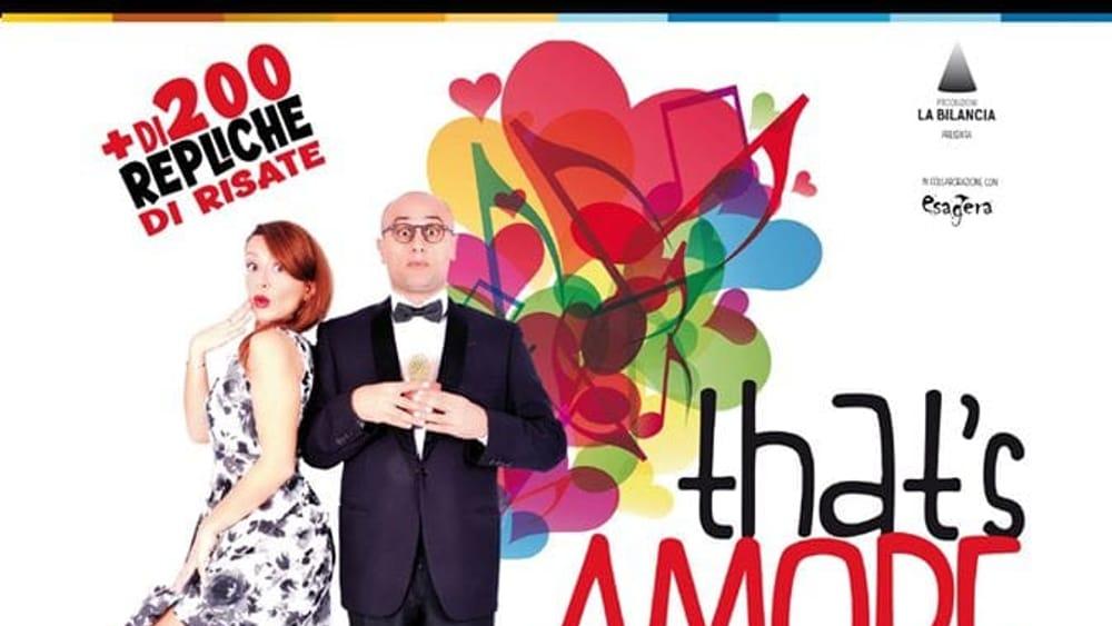 That's Amore capodanno al moderno-2