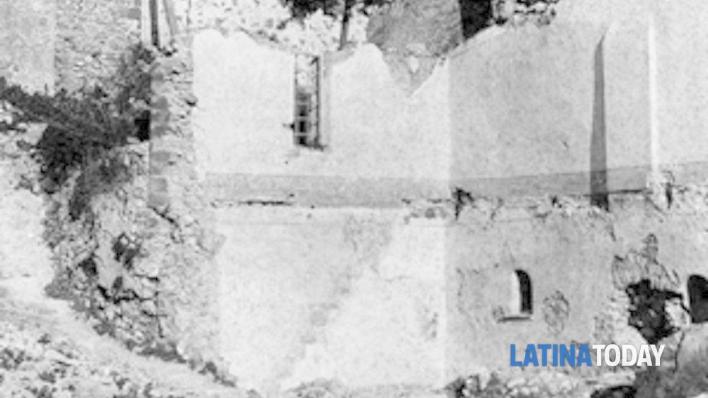 72° anniversario del secondo bombardamento su cori-2