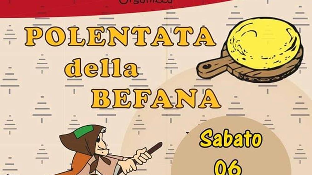 Polentata della Befana  Prossedi 2018-2