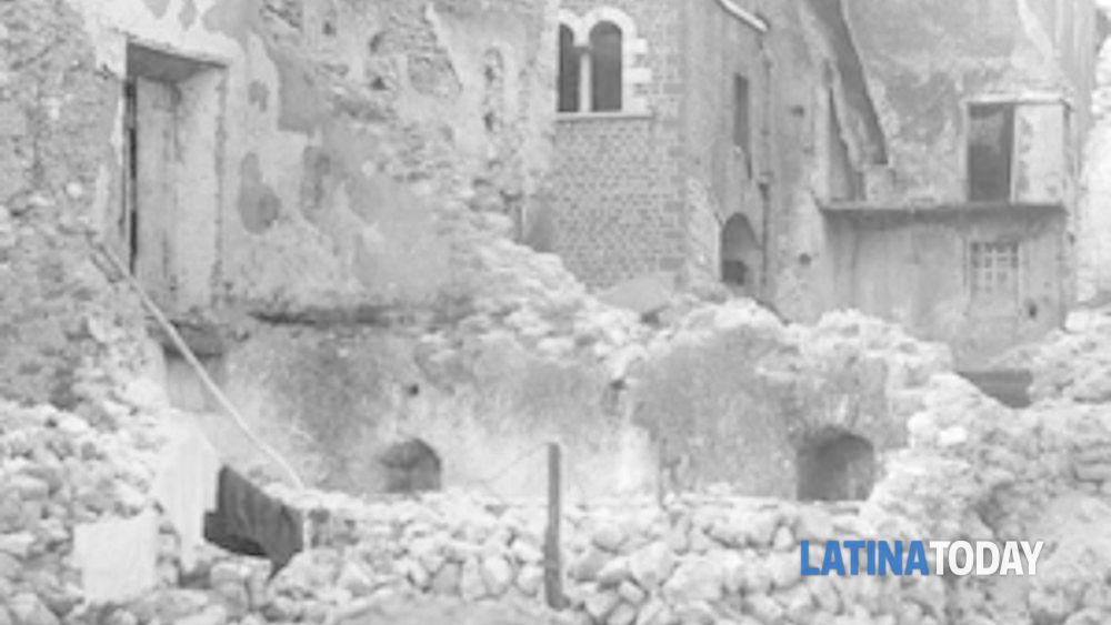 72° anniversario del secondo bombardamento su cori-3