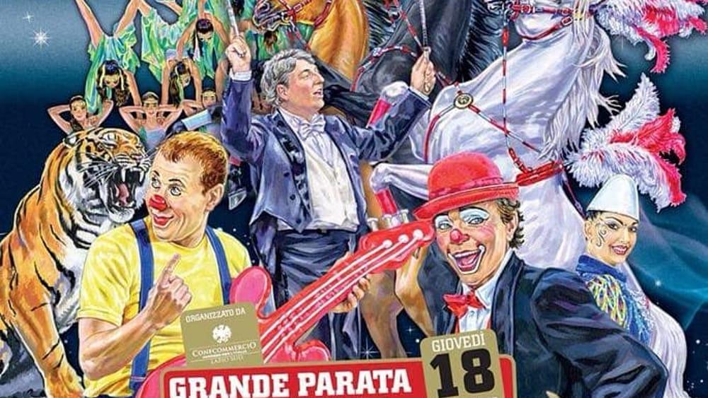 Festival Internazionale del Circo di Latina 2018 locandina-2