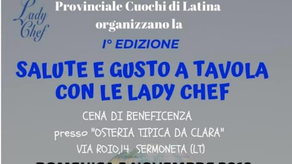 Salute e gusto in tavola con le Lady Chef-2