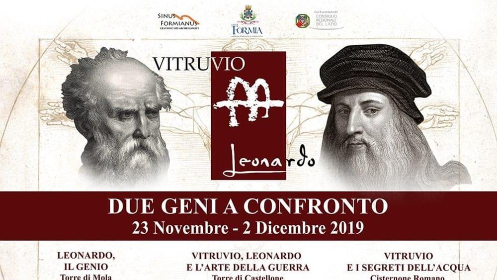 Vitruvio e Leonardo due geni a confronto-2