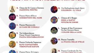 Luminarie di Gaeta Favole di luce 2019-2020-2