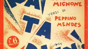 Rataplan canzone  Mignone Mendes Bonfanti Carisch 1928-2