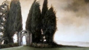 le opere della pittrice mara lautizi in mostra a latina-4