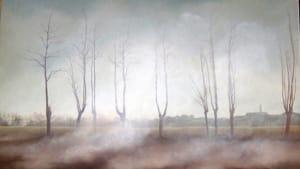 le opere della pittrice mara lautizi in mostra a latina-5