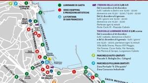 Luminarie di Gaeta Favole di luce 2019-2020 info-2