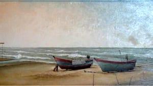 le opere della pittrice mara lautizi in mostra a latina-3