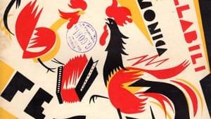 Festa sull'aia ballabili fisarmonica Gallo Acquaviva Carisch 1945 rist-2