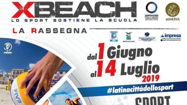 XBeach: sul litorale pontino arrivano eventi sportivi, musica e cultura