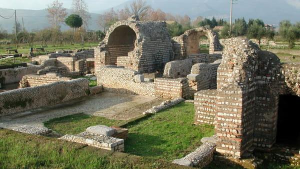 Visite guidate al Parco Archeologico Privernum per il mese di settembre