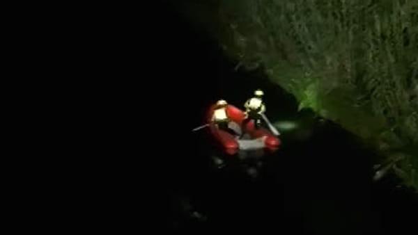 Terracina, anziano trovato morto nel canale dopo ore di ricerche | IL VIDEO