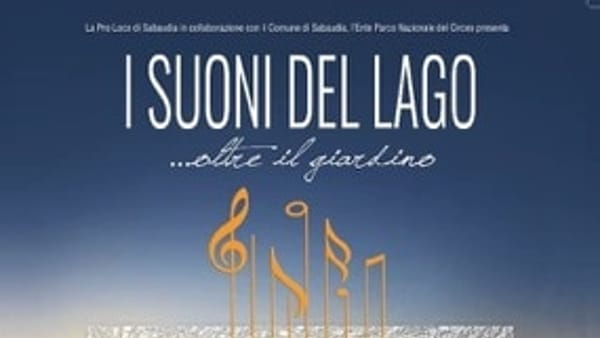 I Suoni del Lago: a Sabaudia la terza edizione