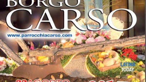 Festa Patronale a Borgo Carso, due settimane tra eventi e gastronomia