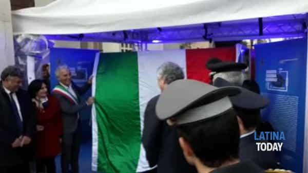 A Latina la teca con i resti dell'auto della scorta di Falcone | IL VIDEO