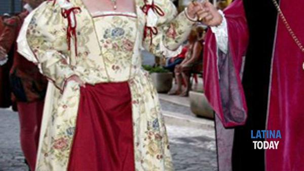 Carosello Storico dei Rioni di Cori in festa, si chiude con Porta Signina