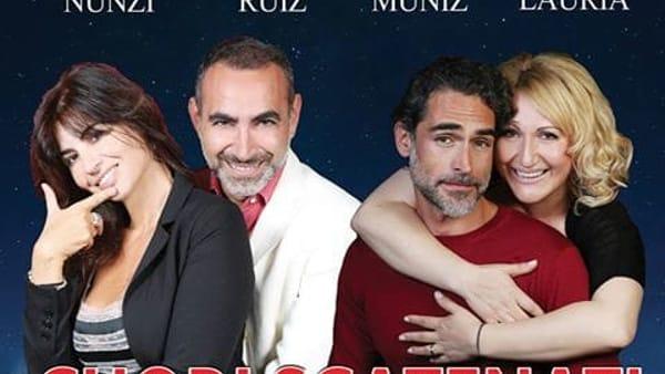 Cuori Scatenati: Sergio Muniz in una divertente commedia al Teatro Europa di Aprilia