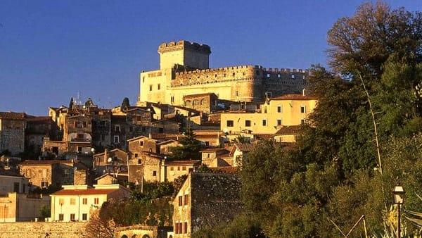 Un Die de Noviembre al Castello Caetani