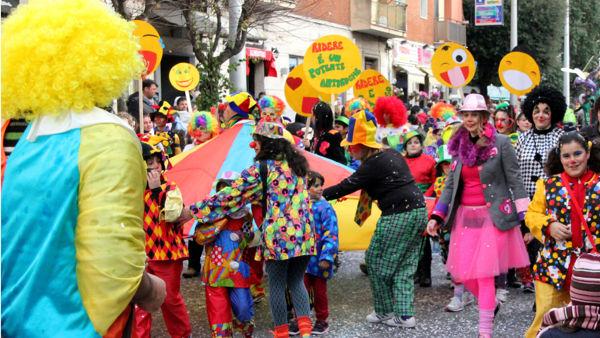 Carnevale 2020 a Cisterna