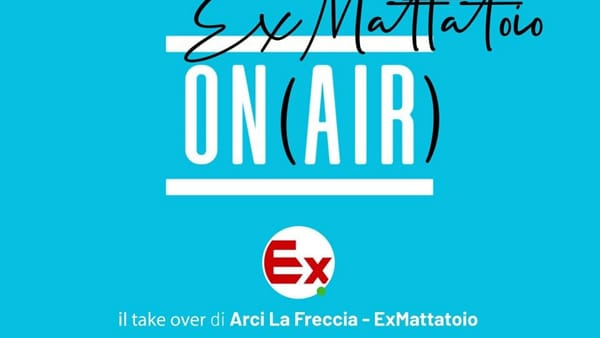 Ex Mattatoio on Air generale-2