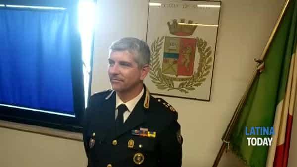 Polizia stradale, si è insediato il nuovo comandante Gian Luca Porroni: le priorità | IL VIDEO