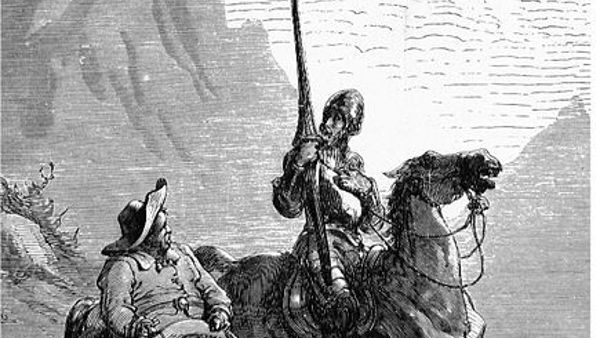 A Latina va in scena una versione satirica del Don Quijotte