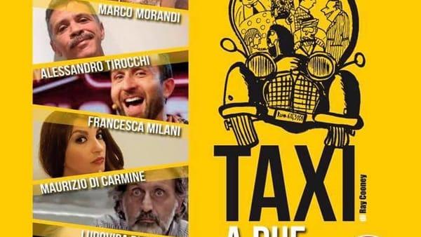 Capodanno al Teatro Moderno: va in scena Taxi a Due Piazze con Marco Morandi