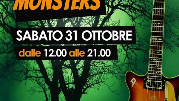 Blues Monster: festival musicale a Campoleone