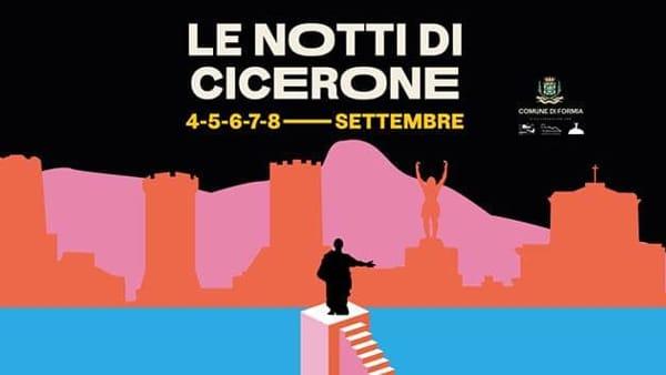 Le Notti di Cicerone: a Formia cinque giorni di appuntamenti