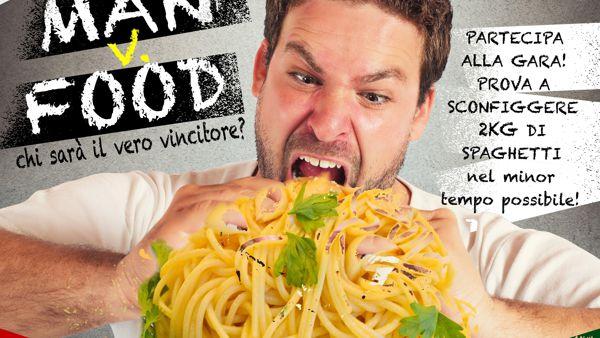 A Latinafiori: Man Vs Food