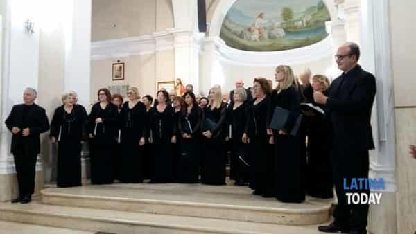Epifania in Concerto: il Coro della Polifonica Pontina si esibisce al Sacro Cuore