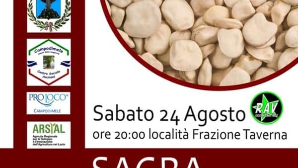 Sagra della Cicerchia: a Campodimele si celebra il legume dall'antica tradizione