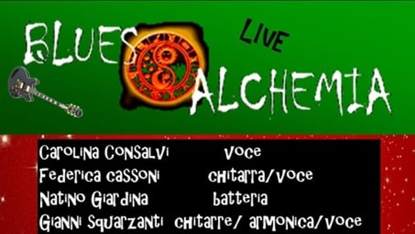 Blues Alchemia in concerto al Circolo Cittadino di Latina
