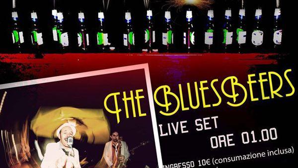 Capodanno alternativo al Sottoscala 9 con i BluesBeers, dopo la mezzanotte