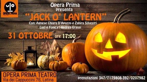 Halloween 2019: a Opera Prima la leggenda di Jack O'Lantern