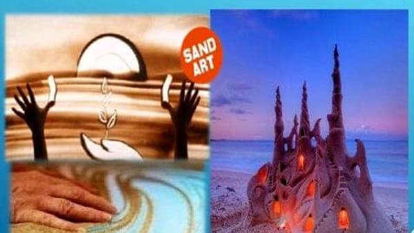 Sand Art: per la prima volta nel Lazio il festival dedicato alla Sabbia