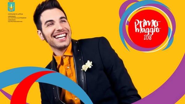 Antonio Maggio primo maggio latina  2018-2