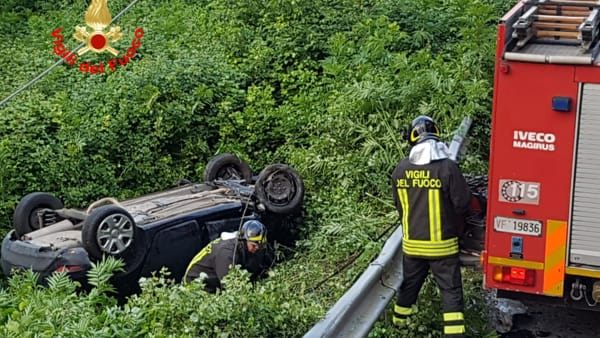 incidente stradale prossedi 2-2
